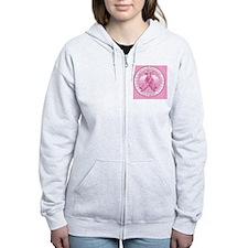 PinkGAngelPcMiniW Zip Hoodie
