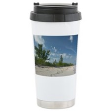 Long Bay: Beach View at Long Ba Travel Mug