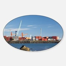Port Taranaki Decal