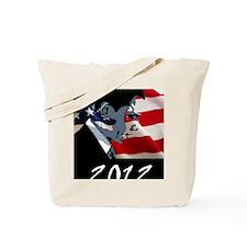 Obamaflag3 Tote Bag