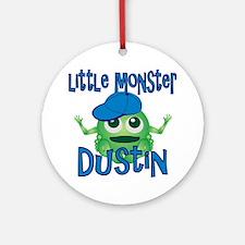 dustin-b-monster Round Ornament