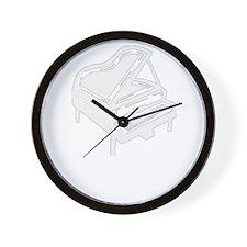 CD318-white Wall Clock