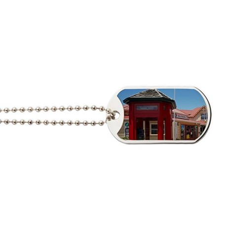 Visitor Information Centre and Fullers Bu Dog Tags