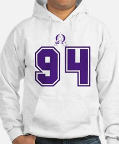 Jersey Front Hoodie