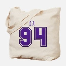 Jersey Front Tote Bag