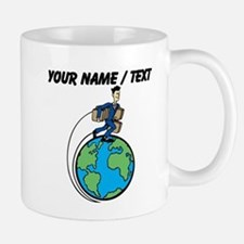 Custom World Traveler Mugs