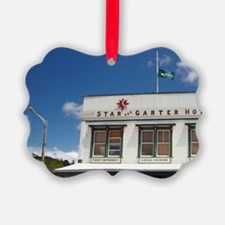 Star and Garter Hotel, Coromandel Ornament