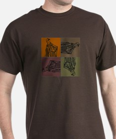 Four Perspectives T-Shirt