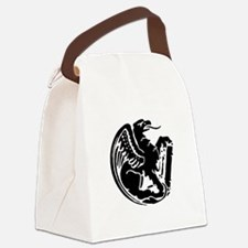 Gryphon Canvas Lunch Bag