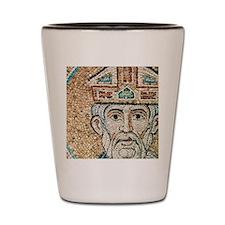 Byzantine Art. Pope Sylvester I (314-33 Shot Glass