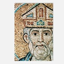 Byzantine Art. Pope Sylve Postcards (Package of 8)