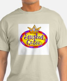 Scrapbook Queen Crown T-Shirt