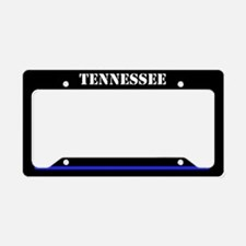 Tennessee Police License Plate Holder