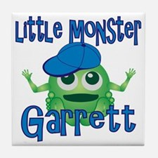 garrett-b-monster Tile Coaster