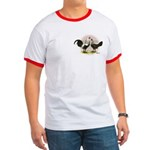 Birchen OE Bantams Ringer T