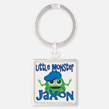 jaxon-b-monster Square Keychain