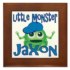 jaxon-b-monster Framed Tile