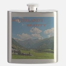 SWISS CAL COVER Flask