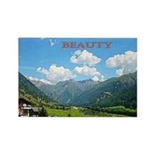 SWISS CAL COVER Rectangle Magnet