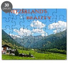 SWISS CAL COVER Puzzle