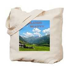SWISS CAL COVER Tote Bag