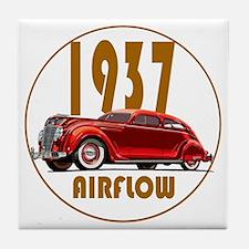 1937 Airflow-C10trans Tile Coaster