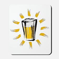 Beer! Mousepad