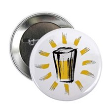 """Beer! 2.25"""" Button"""
