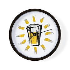 Beer! Wall Clock