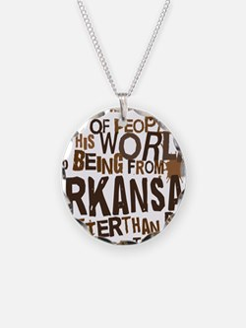 arkansas_brown Necklace