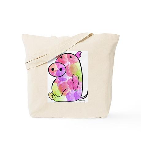 ROSEY PIG Tote Bag