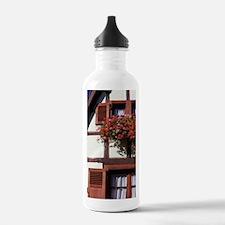 Building detail Water Bottle