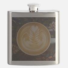 Snazzy Art Flask