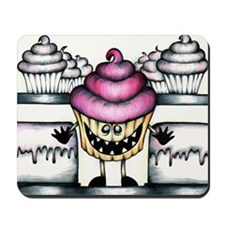 cupcake escape Mousepad