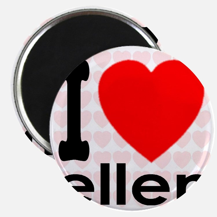 I (Heart) Ellen Magnet