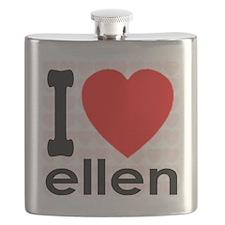 I (Heart) Ellen Flask