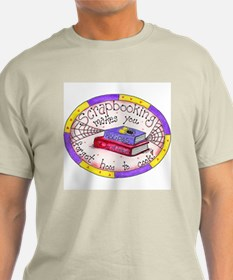 Scrapbooking and Cooking T-Shirt