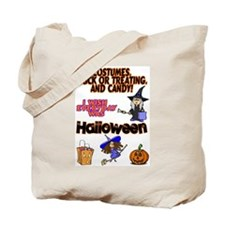 Halloween Everyday Tote Bag