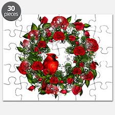 SPARKLING CARDINAL Puzzle