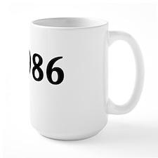 1986 Mug