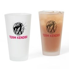 dancingwiththestars1 Drinking Glass