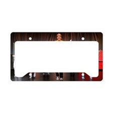 CB01 License Plate Holder