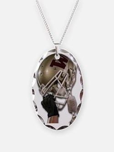 Helmet-Alone-V1 Necklace