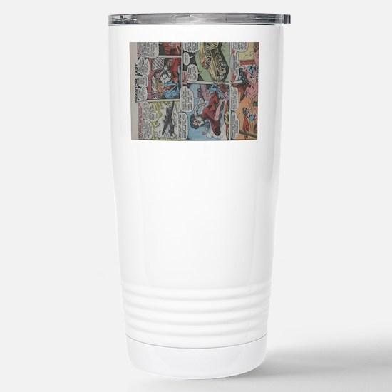 PhatomPurse2 Stainless Steel Travel Mug