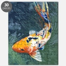 Koi Fish Kindle Sleeve Puzzle