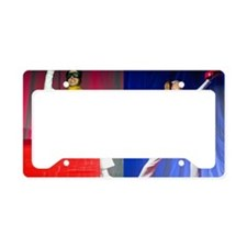 CB04 License Plate Holder
