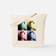 Rimbaud Pop Art Tote Bag