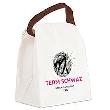 team schwaz2 Canvas Lunch Bag