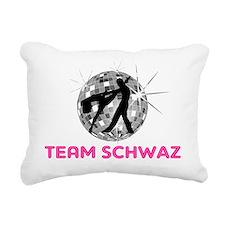 team schwaz Rectangular Canvas Pillow