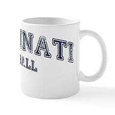 Cincinnati Football Mug